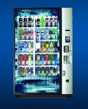 Soda Vending Machines Los Angeles and Orange County